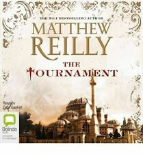 The Tournament by Matthew Reilly (CD-Audio, 2013)