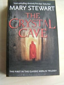 The Crystal Cave Book 1 Mary Stewart Merlin Trilogy