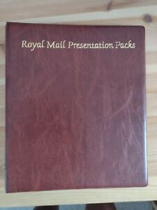 Royal Mail Presentation Pack Folder.  FREE UK p&p