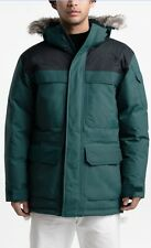 NWT Men's The North Face Mcmurdo III Down Parka Insulated Winter Jacket Size-M