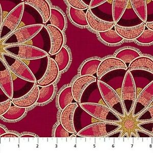 Mandalas - Great Plains - 100% Cotton Quilting Fabric
