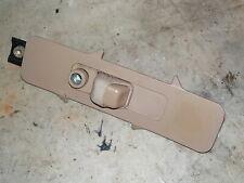 (1) 98-01 Ford Explorer 2dr Driver / Passenger Seat Belt Adjuster Upper Anchor