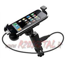 SUPPORTO AUTO ACCENDISIGARI SMARTPHONE CARICATORE USB 1.5A IPHONE GPS ADATTATORE