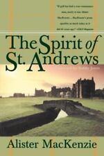 The Spirit of St. Andrews, Alister Mackenzie, Good Book