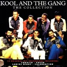 KOOL & THE GANG - THE COLLECTION  CD NEW+