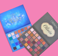 Beauty Creations 35 Color Eye Shadow Palette - Elsa & Olivia Set!