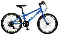 "Falcon Ace Kids Boys 20"" Rigid Mountain Bike 6 Speed Geared Bicycle 2019 Blue"