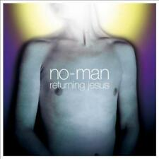 NO-MAN (UK) - RETURNING JESUS NEW CD
