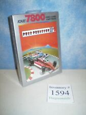 NEW 1988 Classic Pole Position II Atari 7800 Video Game FACTORY SEALED
