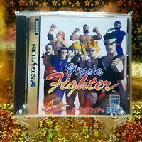 Virtua Fighter Video Game for Sega Saturn NTSC-J Japanese Video Game