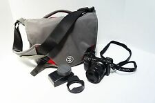 Sony Alpha NEX-7 24.3MP Digital Camera with 18-55mm E OSS  Lens + Crumpler Bag