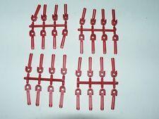 carrera profesional 32 pernos de unión de pistas sujeción CARRILES 72553 NUEVO
