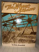 M-The Wheat Album: Old Farming Agriculture Machinery Thresher Photo History Book