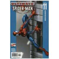 Ultimate Spider-Man (2000 series) #11 in VF + condition. Marvel comics [*ry]