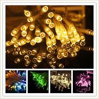5M 50 LED AA Battery Powered  Fairy Light String  Wedding Decoration