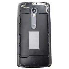 Housse Intermédiaire Cadre Arrière Motorola Moto X Play XT1562 Gris Original