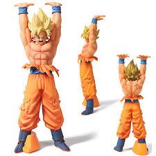 Dragon Ball Z Son Goku Genkidama Vitality Bomb PVC Figure Anime Statues Toy Gift