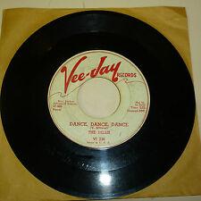 DOO WOP 45RPM RECORD - THE DELLS - VEEJAY 236 - PROMO