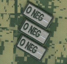 "Daesh Whacker Green Berets Advisers in Mosul burdock Blood Type 2"" 3-Tab: O Neg-"