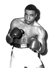 1958 American Boxer SONNY LISTON Glossy 8x10 Boxing Photo Heavyweight Champion