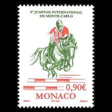 Monaco 2005 - Intl Jumping Tournament Monte Carlo Sports Horse - Sc 2377 MNH