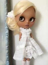 Almond Belle - OOAK Custom Blythe By Vickys Collectibles