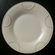 """LENOX """"BUTLER'S PANTRY"""" 9 1/8"""" ACCENT LUNCHEON PLATE(S) - EXCELLENT"""