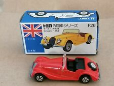TOMICA F26  new in box 1:57   Morgan Plus 8  Red