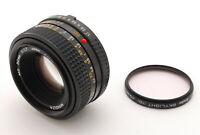 【N MINT】Minolta MD Rokkor 50mm f/1.7 MF Prime Lens MD Mount From JAPAN
