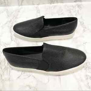 Vince NWOB Blair 5 Slip-On Sneaker Black size 9.5