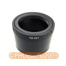 T T2 Screw Lens to Nikon 1 Mount Adapter Ring J1 J2 V1