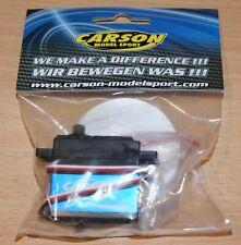 Carson C502025 Reflex CS-13 Racing Servo (13Kg/JR/Metal Gears/Waterproof) Tamiya
