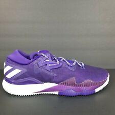 Adidas Crazy Explosive Boost Low PK Men Basketball Shoes Laker Purple