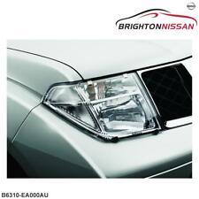 Genuine Nissan D40 Navara / Pathfinder R51M Headlamp Protector Set B6310EA000AU