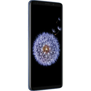 "Samsung Galaxy S9+ Plus SM-G965U 6.2"" 64GB Unlocked GSM Smartphone -Blue (Sha..."