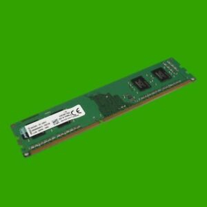 Kingston KVR16N11S6/2 Speicher Modul  DDR3 Speicher 2 GB PC3-12800U  1600 MHz