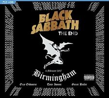 End - 2 DISC SET - Black Sabbath (2017, CD NEUF) Explicit Version  Explicit Ver
