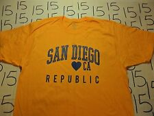 XL- NWOT San Diego Republic T- Shirt
