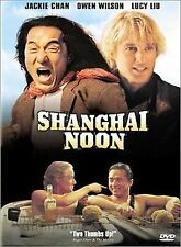 Shanghai Noon DVD  Bilingual Free Shipping in Canada