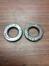 NOS 1935-41 Ford truck 1935-1941 CAR FRONT HUB SEAL SET LEATHER! 48-1190