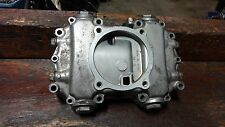 81 KAWASAKI KZ440 LTD KZ 440 KM84B ENGINE CYLINDER HEAD VALVE COVER ROCKER BOX
