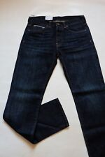 JEANS EDWIN  ED 80 X WHISTLES (white listed- burner wash)  W32  L32 VAL 150€