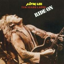 Alvin Lee & Ten Years Later ‎– Ride On - Repertoire Records ‎‎ - CD (2000)
