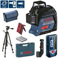 Bosch Laser Kreuzlinenlaser Gll 3-80 Set Statico BT150 Spill Roll High Perf Oil