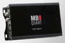 MB Quart NA1-320.4 Ultra-Compact 4 Channel NA Series Full Range Class D BIGPOWER