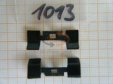 10x ALBEDO Ersatzteil Ladegut Kotflügel DAF 3300 schwarz 1:87 - 1013