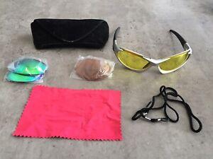 Smith Sunglasses with Interchangeable Lenses - RARE - RETRO