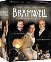 Nuovo Bramwell Serie 1 A 4 Collezione Completa DVD Regione 2