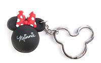 Disney Minnie Icon Ball Keychain