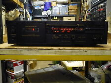 Nakamichi DR-2 3 Head Cassette Deck (Good Condition, Just Serviced)